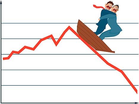 Рецессия – предупреждает об экономическом кризисе