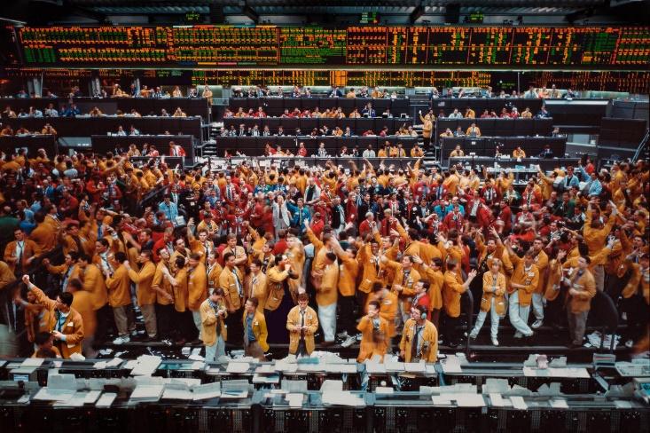 Как осуществляется деятельность товарной биржи?