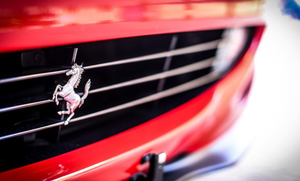 Общая информация об акциях Ferrari