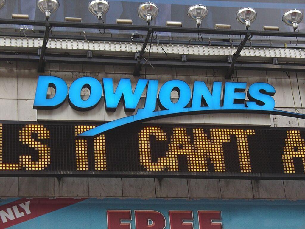 Как заработать на индексе Dow Jones?