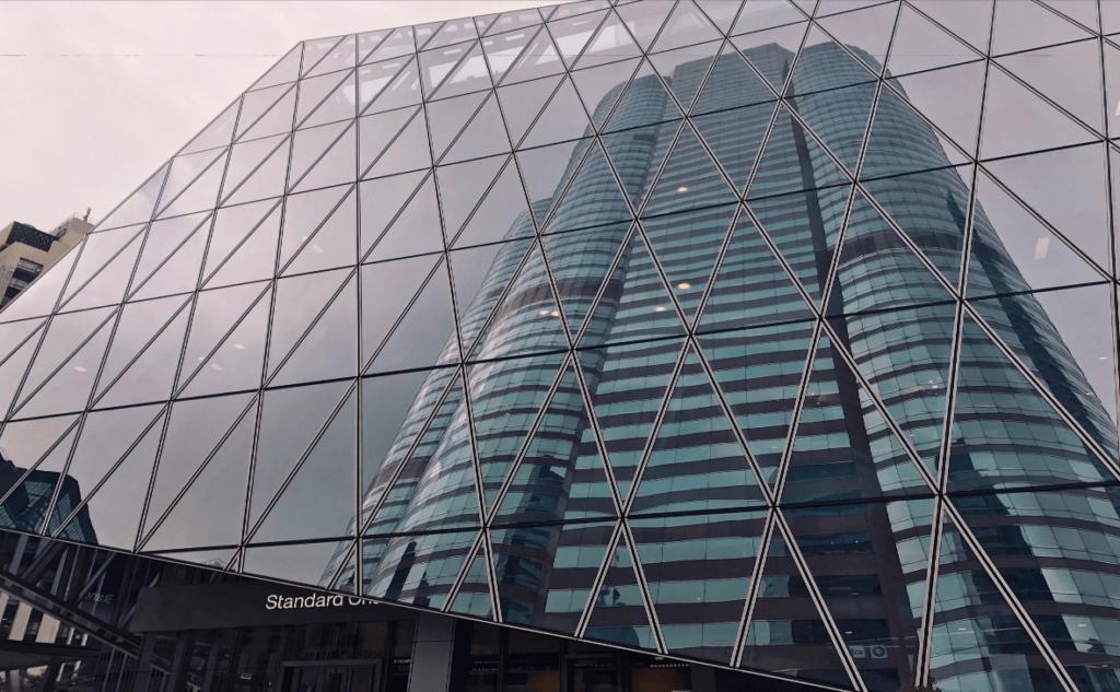рыночная площадка Гонконга