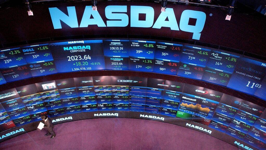 Фондовая биржа Насдак