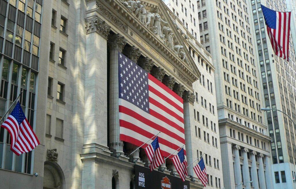 NYSE Нью-Йоркская фондовая биржа
