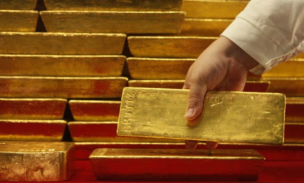 Как формируются золотовалютные резервы?