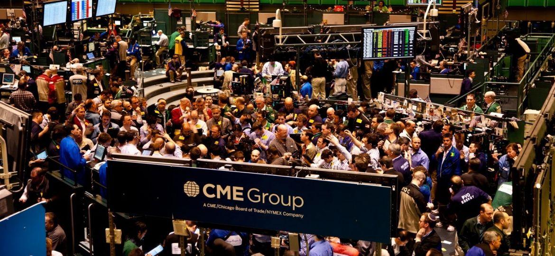 товарная биржа Чикаго