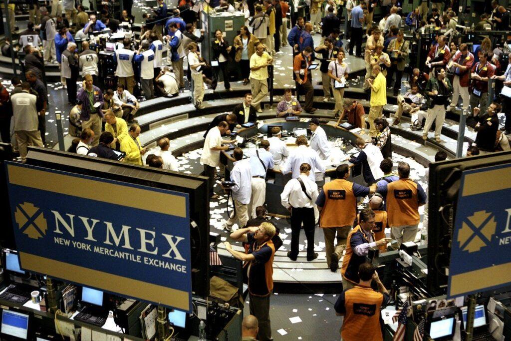 товарно-сырьевая биржа NYMEX