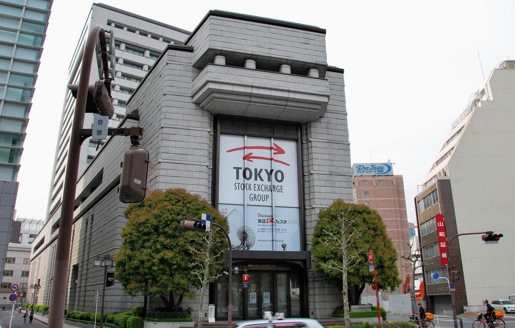 Основная информация о ТОкийской фондовой биржи