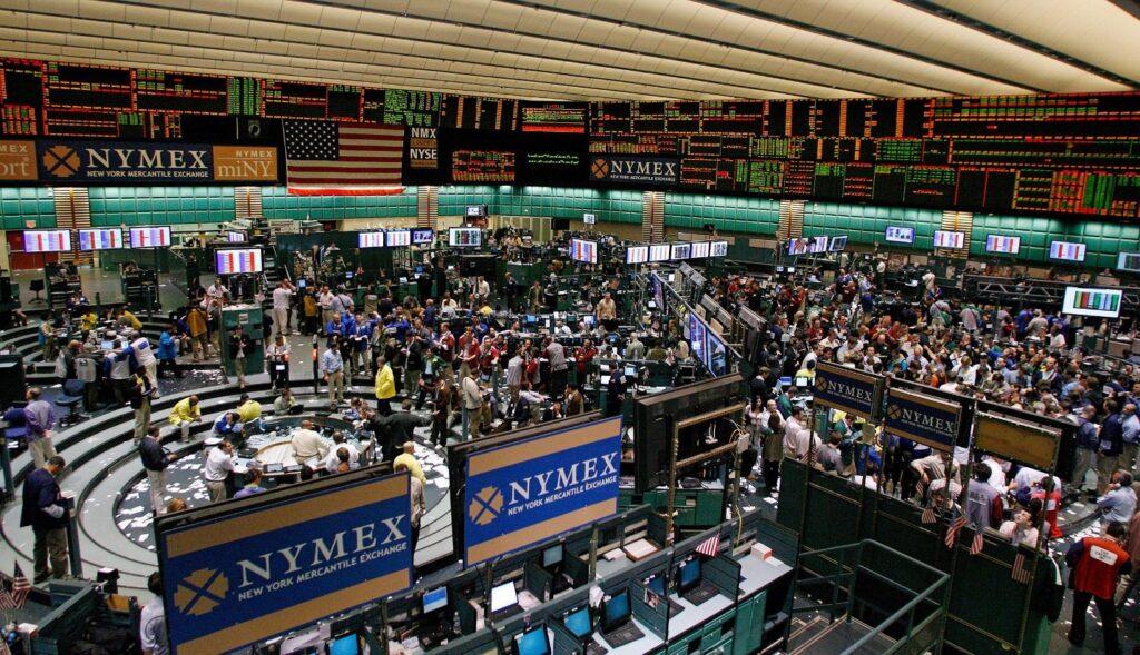 биржевая площадка NYMEX