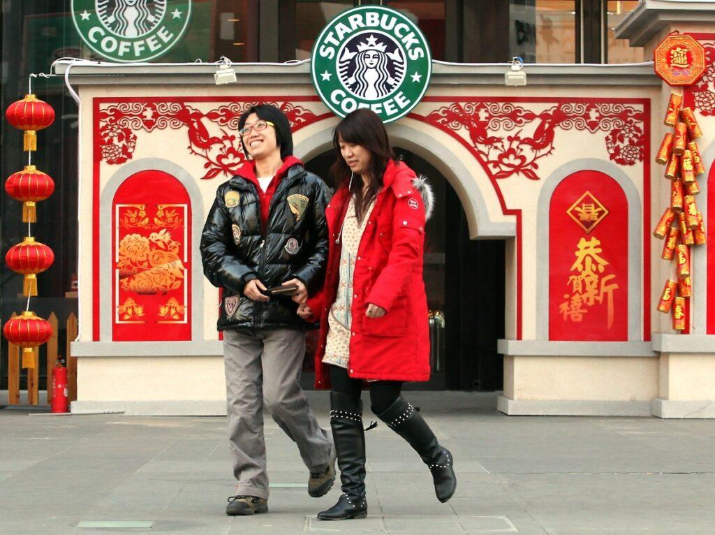 котировки Starbucks