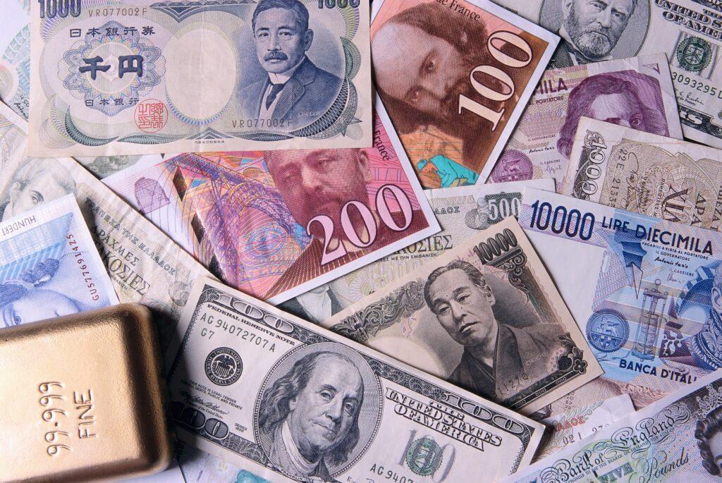 Состав валютной корзины