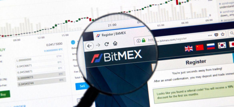 характеристики Bitmex