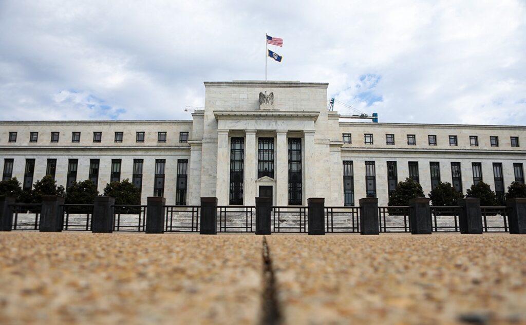 Федеральный резерв выполняет роль американского Центробанка