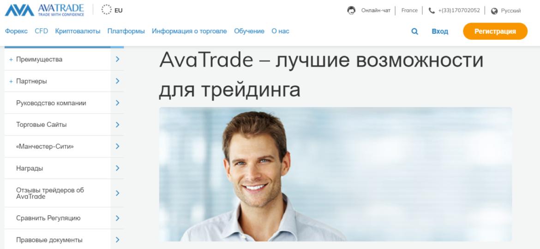 Брокерская компания AvaTrade – мошенник или профессионал?