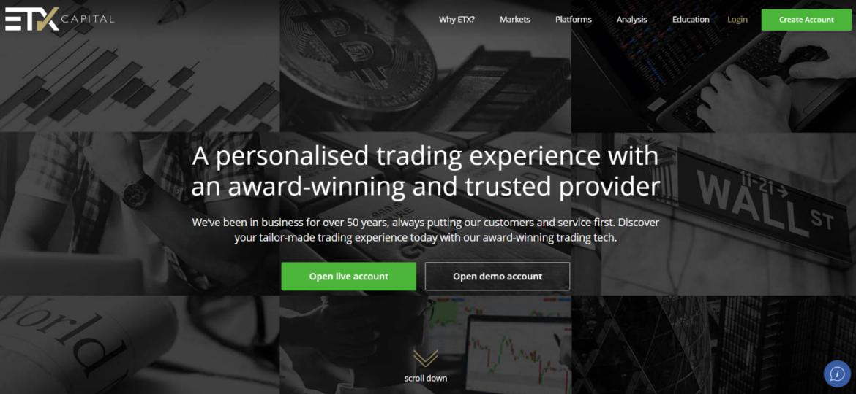 Анализ брокерской компании ETX Capital. В чем подвох?