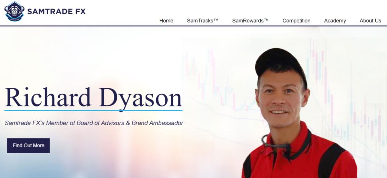 Брокер SAMTRADE FX – мошенник или честная компания?