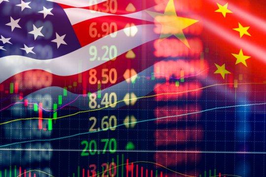 Бумаги китайских компаний показали максимальное падение за шесть недель