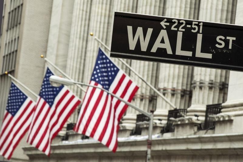 биржевые индексы США